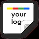 Obrázok pre výrobcu Custom Logo Square Sticker