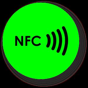 Obrázek NFC štítek 50mm neonový, více barev