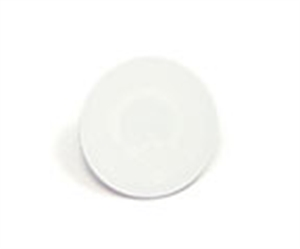 Picture of White Round NFC Disc-tag, 30mm, Desfire 8k EV1