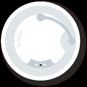 Obrázek Transparentní NFC štítek, 38mm, ULTRALIGHT
